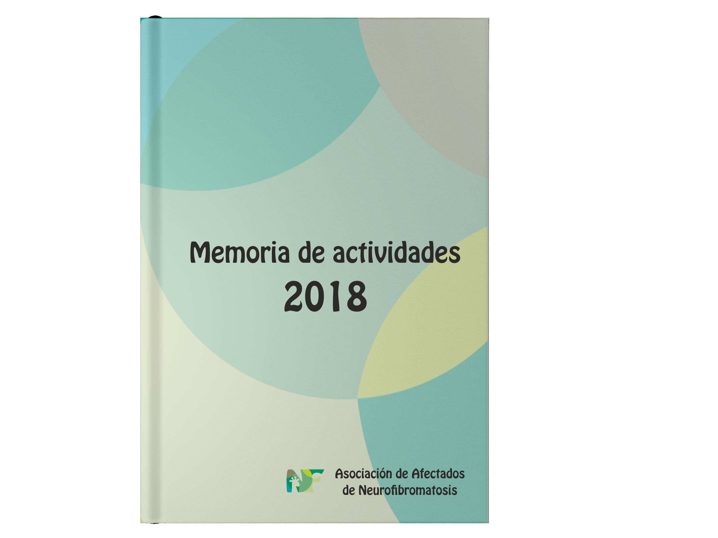 Memoria de Actividades AANF 2018